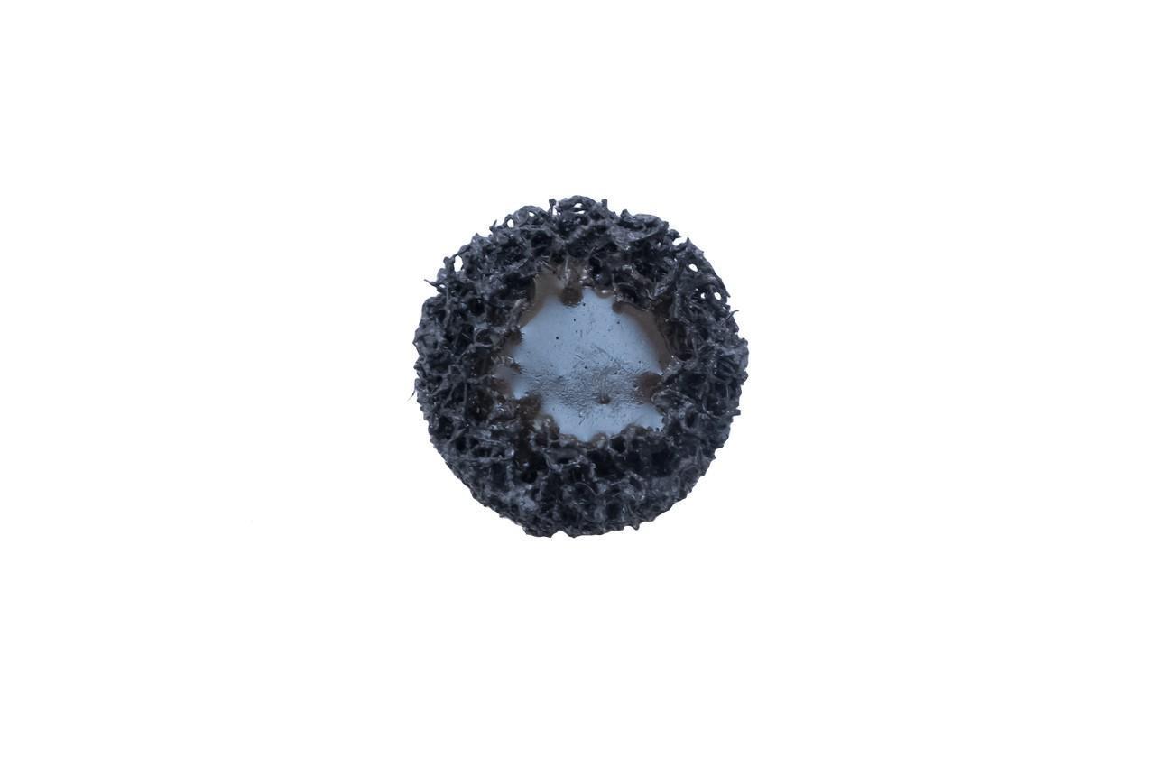 Спінений абразив синтетичний на дриль Pilim - 40 x 25 мм чорний