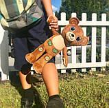 Диа-мишка Jerry the Bear — обучающая игрушка, фото 3