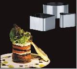 Комплект форм для гарнира и салата EMPIRE