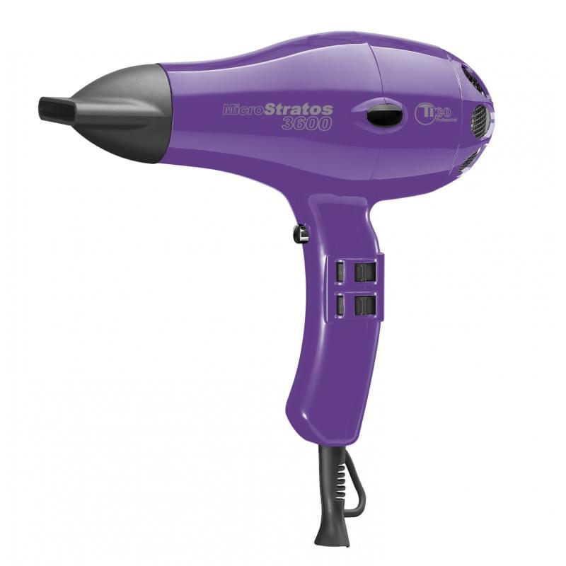 Компактний фен TICO Micro Stratos 3600 Violet 2200W (100030)