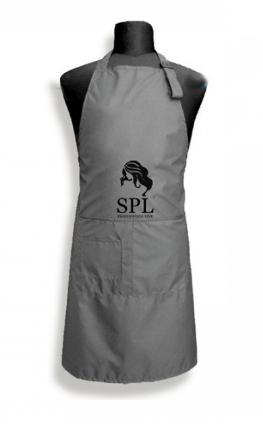 Фартук односторонний SPL Medium, серый, 905071-F