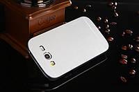 Чехол для Samsung Galaxy Grand Neo I9060 motomo металлический, фото 1