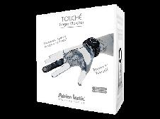 Вибратор на палец Adrien Lastic Touche (L) для глубокой стимуляции с пультом управления на руке, фото 3