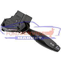 Рычаг переключения поворотов с бортовым компютером оригинал Б/У для Ford Fiesta 6 c 02-08, Fusion c 02-12