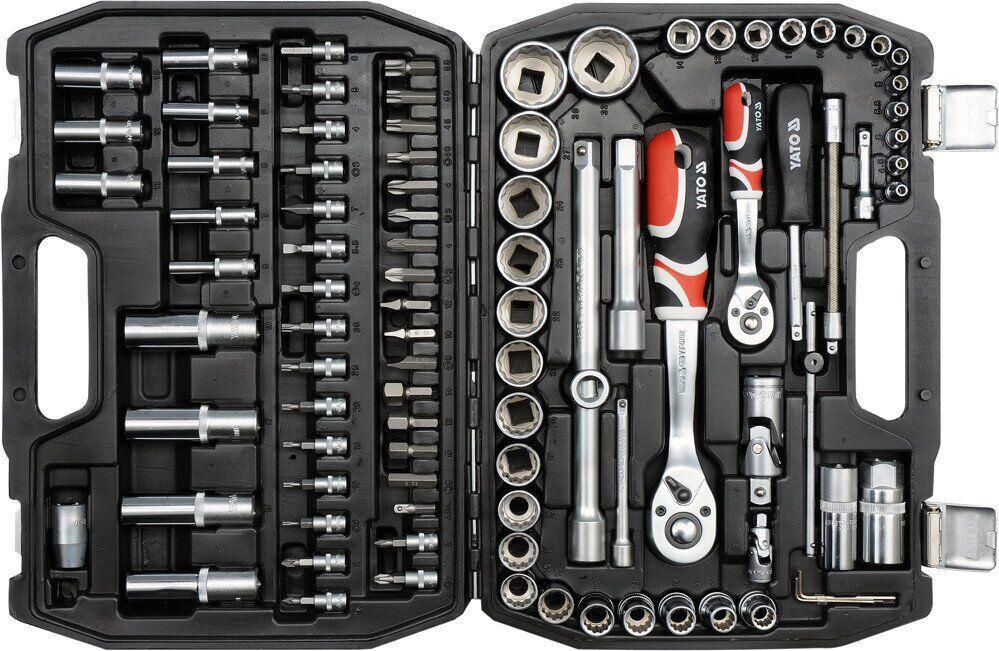 Набор инструментов YATO YT-12682
