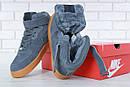 Кроссовки мужские зимние Nike Air Force 1 High, фото 2