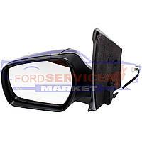 Зеркало левое электро (большое) в сборе оригинал для Ford Fusion c 09-12, фото 1