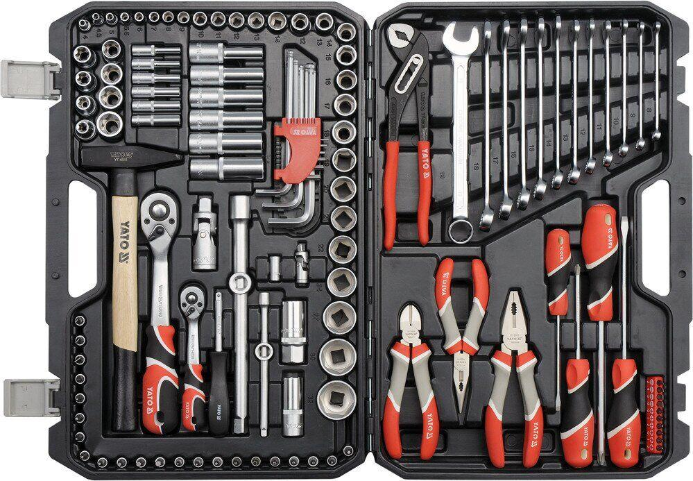 Набір інструменту 122 предметів YATO YT-38901