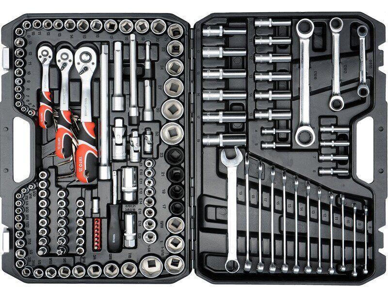 Набір інструменту для ремонту автомобіля YATO YT-38811