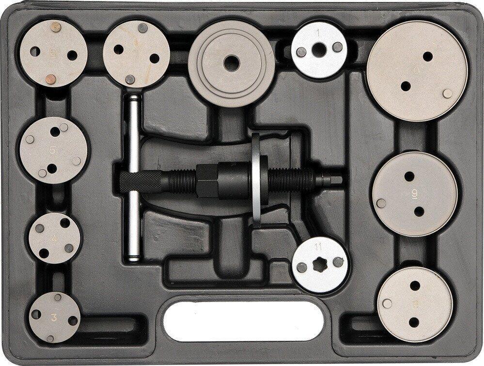 Набір інструментів для розтиснення гальмівних циліндрів YATO YT-0611