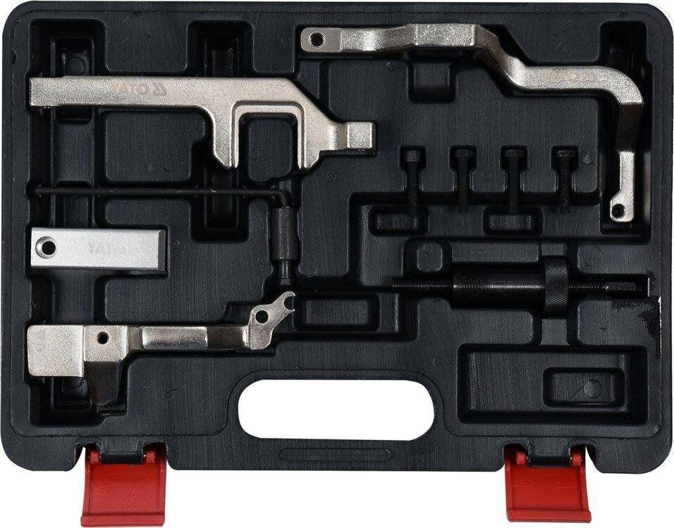 Набор для обслуживания двигателей OPEL/SUZUKI/FIAT 12 эл. YATO YT-06003