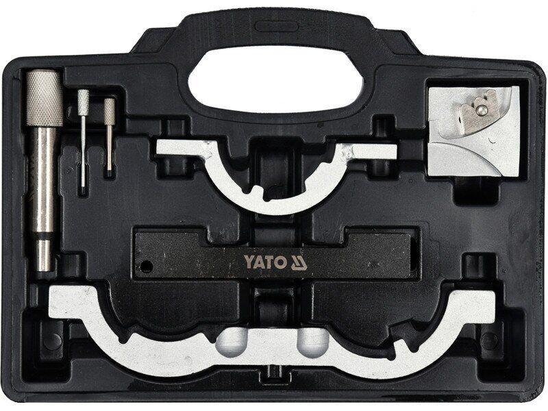 Набор ключей для блокировки распределительных механизмов YATO YT-06009