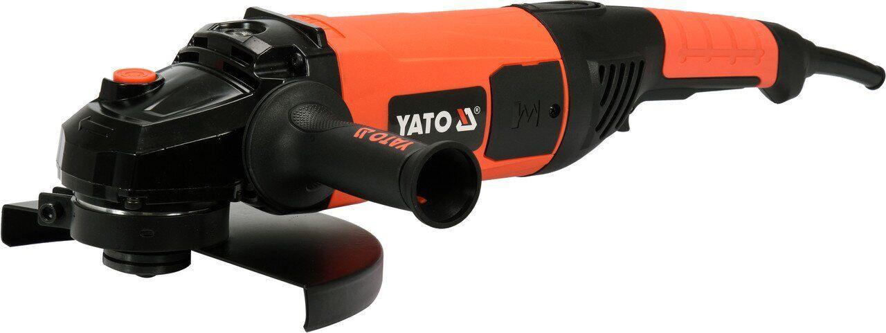 Шлифмашина угловая 230мм YATO YT-82110