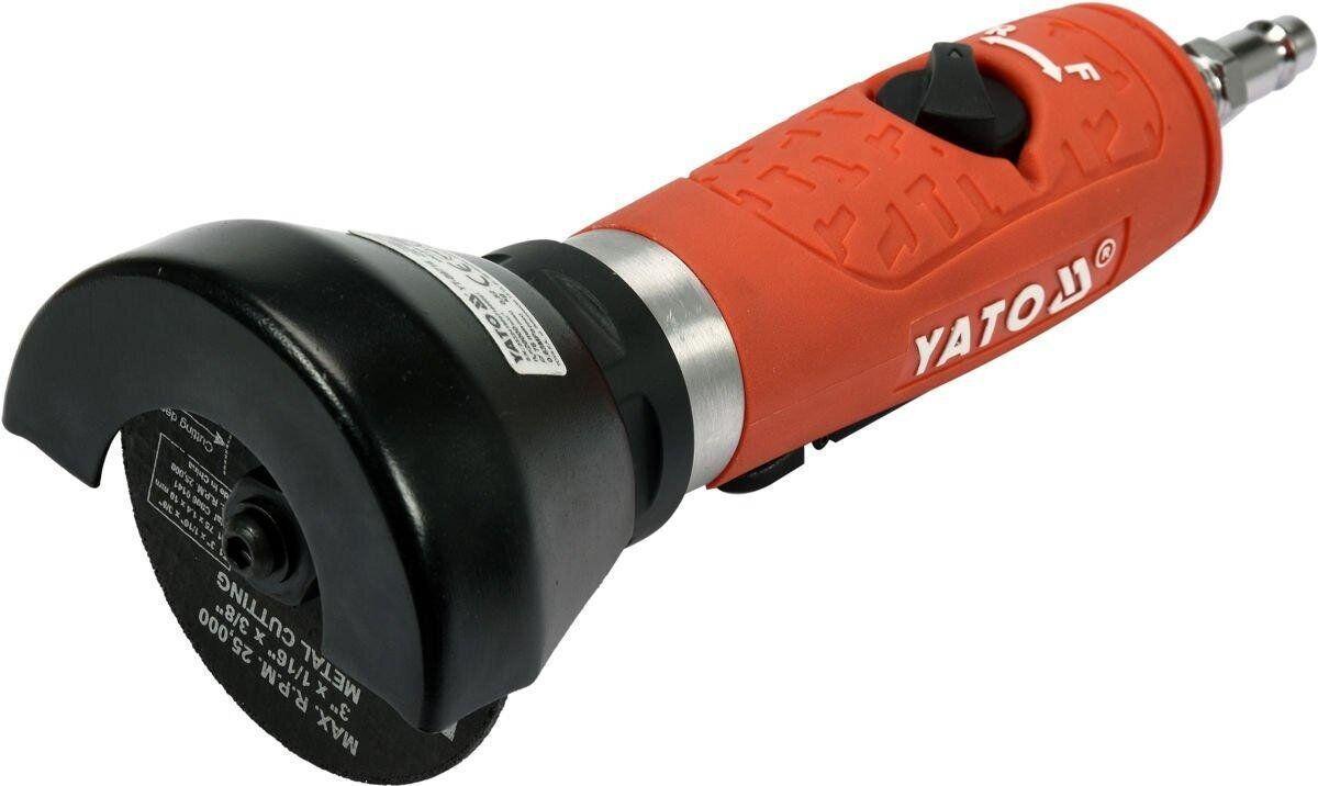 Пневматичний різак 75 мм YATO YT-09716