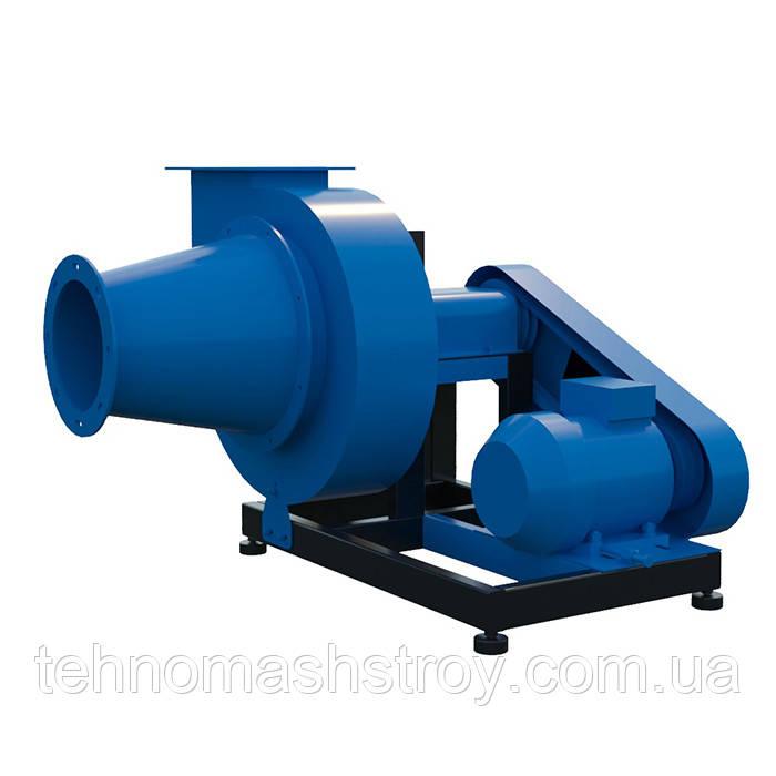 Вентилятор радиальный пылевой (улитка)  ВРП-4 (360)