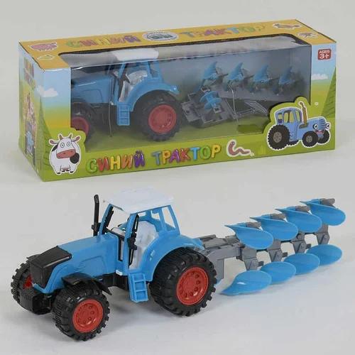 Трактор с прицепом звуковые эффекты
