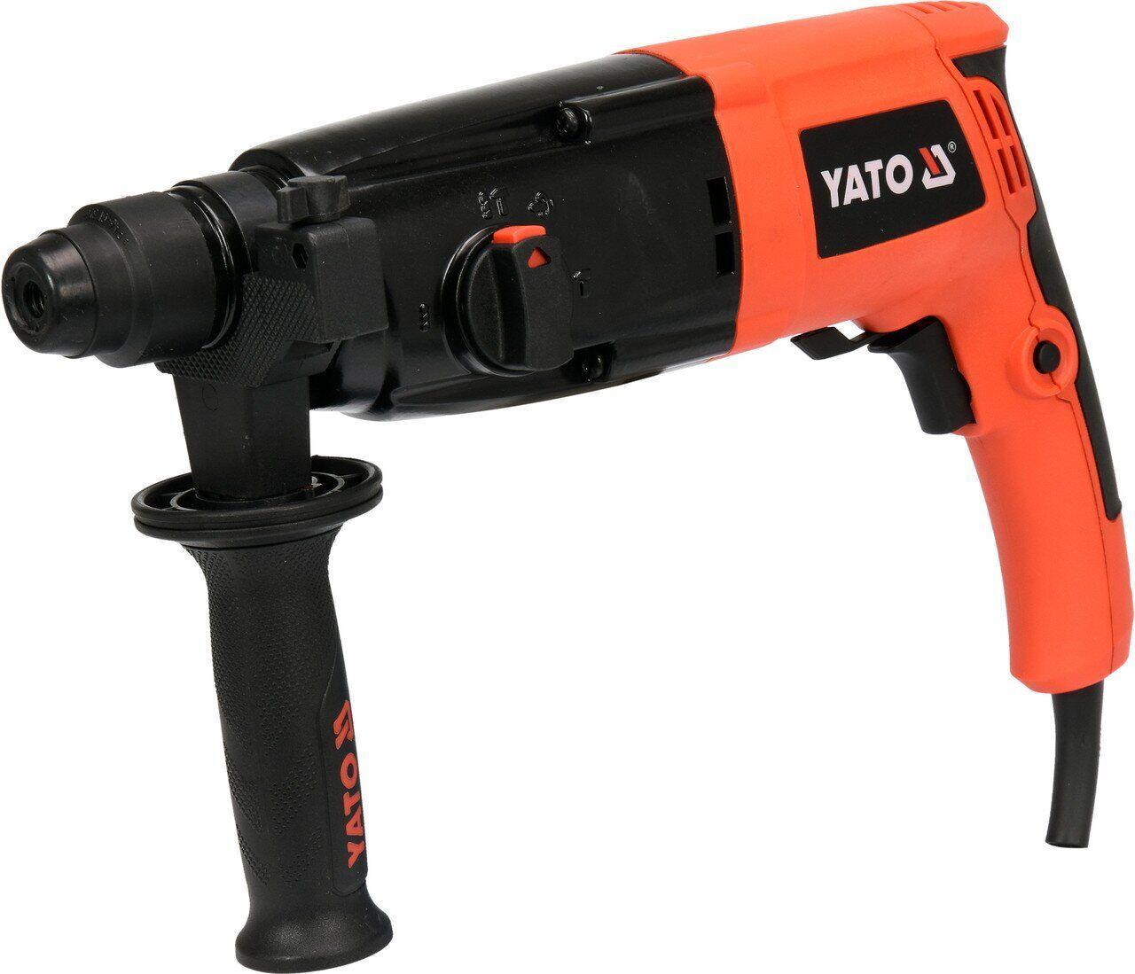 Перфоратор SDS+ 620 Вт Yato YT-82115