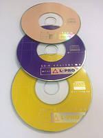Диск CD-R mini L-Pro 185 Mb 48Х, индивидуальная упаковка Slim Box
