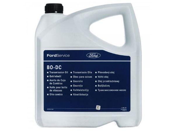 Трансмиссионное масло Ford BO-DC (WSS-M2C936-A) 5л (1490761)