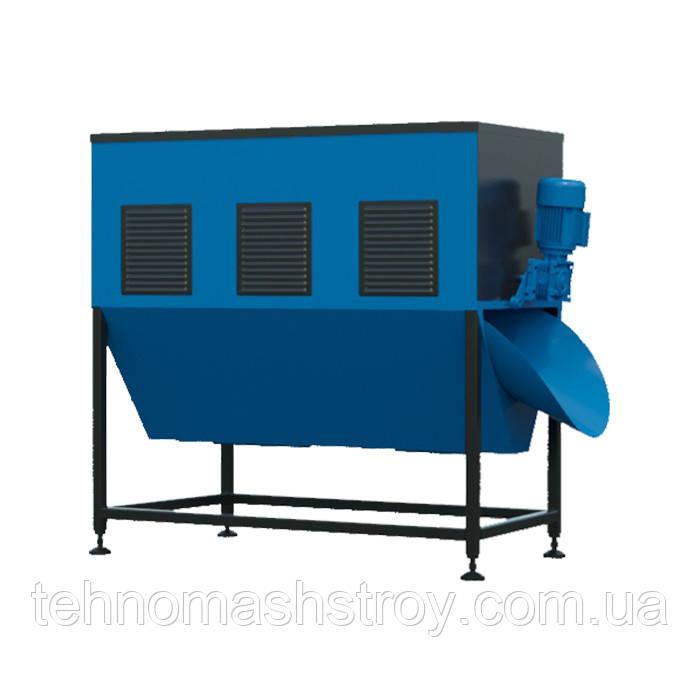 Калибратор-охладитель барабанный БКО-100