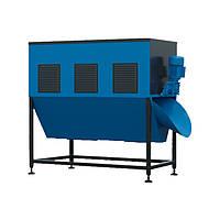 Калибратор-охладитель барабанный БКО-100, фото 1
