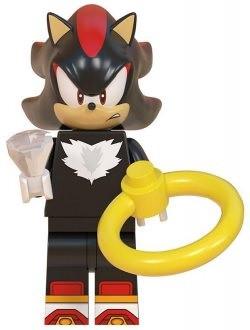 Фигурка Шэдоу Shadow Sonic Соник Аналог лего