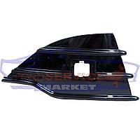 Защита бампера нижняя неоригинал для Ford Focus 3 c 11-14