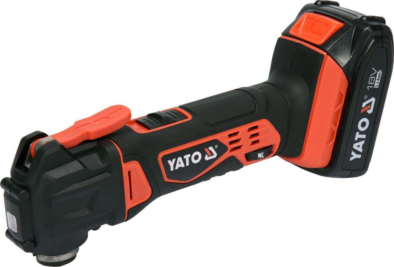 Акумуляторний реноватор YATO YT-82818
