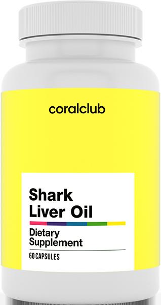 Жир печени акулы (Shark Liver Oil) - сильный общеукрепляющий продукт
