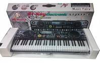 Детский игровой синтезатор, 61 клавиша, MQ-860 USB