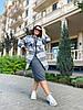 Комплект платье+кардиган БАТАЛ 04с41126, фото 3