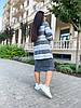 Комплект платье+кардиган БАТАЛ 04с41126, фото 5