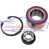 Подшипник ступицы передней с ABS аналог для Ford Fiesta 6 02-08, Fiesta 7 c 08-18, Fusion c 02-12