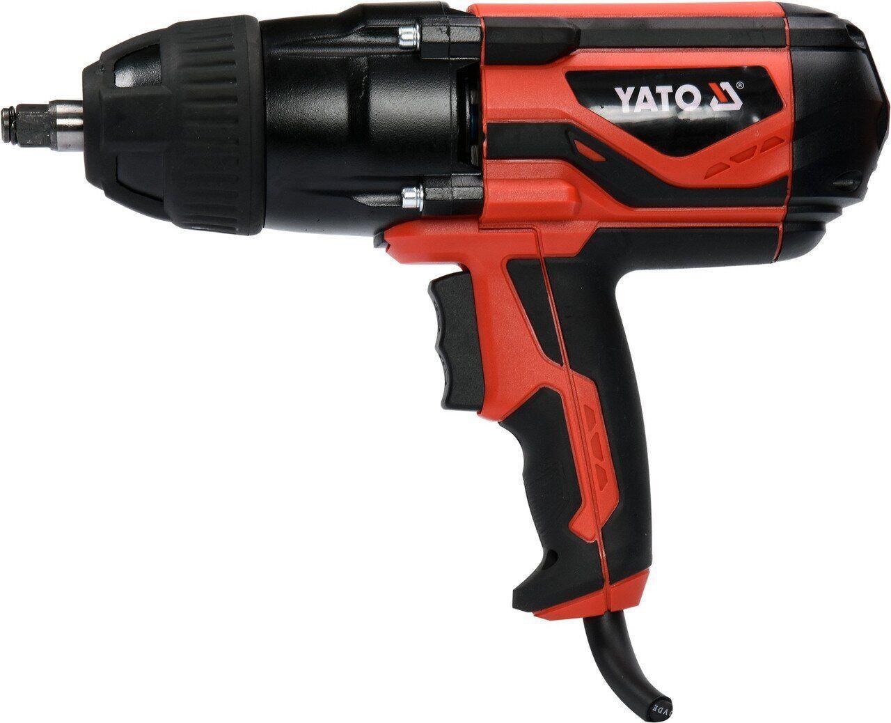 Гайковерт ударный электрический YATO YT-82021