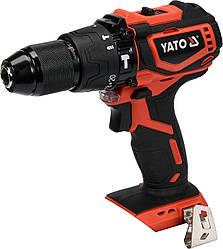 Дриль-шуруповерт акумуляторний YATO YT-82797