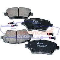 Тормозные колодки дисковые передние неоригинал для Ford B-Max c 12-, Fiesta 7 ST180 c 13-17