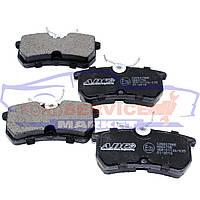Тормозные колодки дисковые задние неоригинал для Ford Fiesta 6 ST150 c 04-08, Fiesta 7 ST180 c 13-17, Focus 1