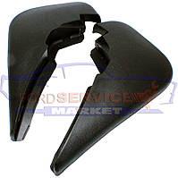 Брызговики передние комплект с крепежом аналог для Ford Fusion c 02-12