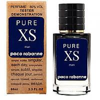 Paco Rabanne Pure XS TESTER LUX, мужской, 60 мл