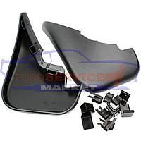Брызговики передние комплект с крепежом оригинал для Ford Fusion c 02-12