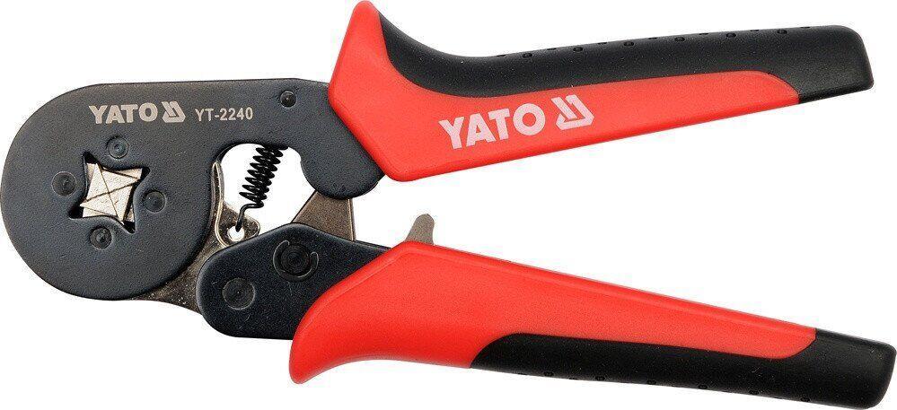 Кліщі для обтиску проводів YATO YT-2240