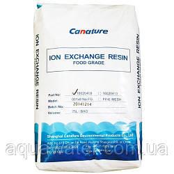 Іонообмінна смола Canature Resin - фільтруючий матеріал для пом'якшення води (аналог Dowex HCR-S/S)