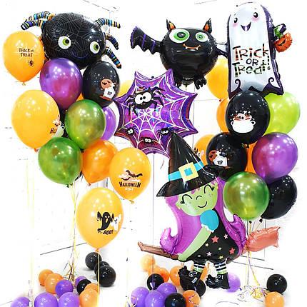 Весёлое оформление на Halloween, фото 2