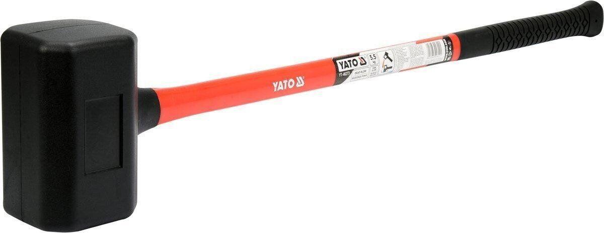 Молоток безінерційний YATO YT-46273