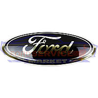Эмблема передняя оригинал для Ford Focus 3 c 11-14, Fiesta 7 c 08-12, C-Max 2/Grant c 10-15