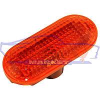Повторитель поворота в крыло оранжевый аналог для Ford Fiesta 6 c 02-08, Fusion c 02-12, Focus 2 c 04-08,
