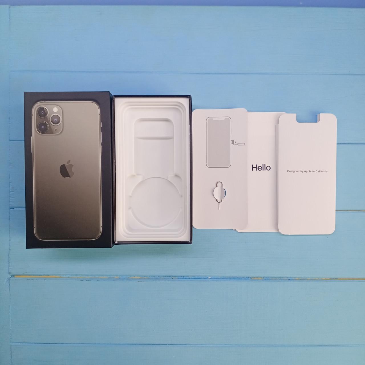 Коробка Apple iPhone 11 Space Pro Gray