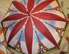 Зонт трость антиветер Париж Max Komfort с диаметром купола 105 см