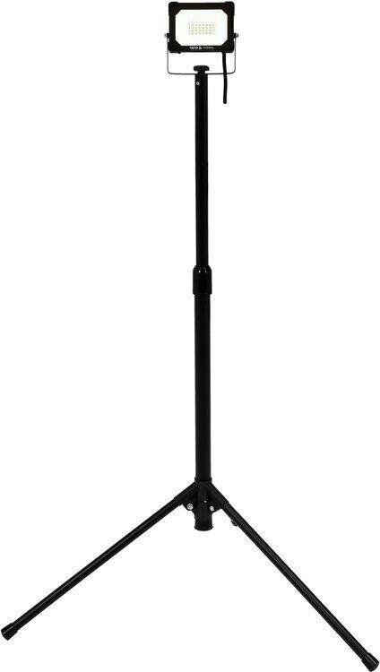 Светодиодный прожектор SMD LED с подставкой 20 Вт YATO YT-81814