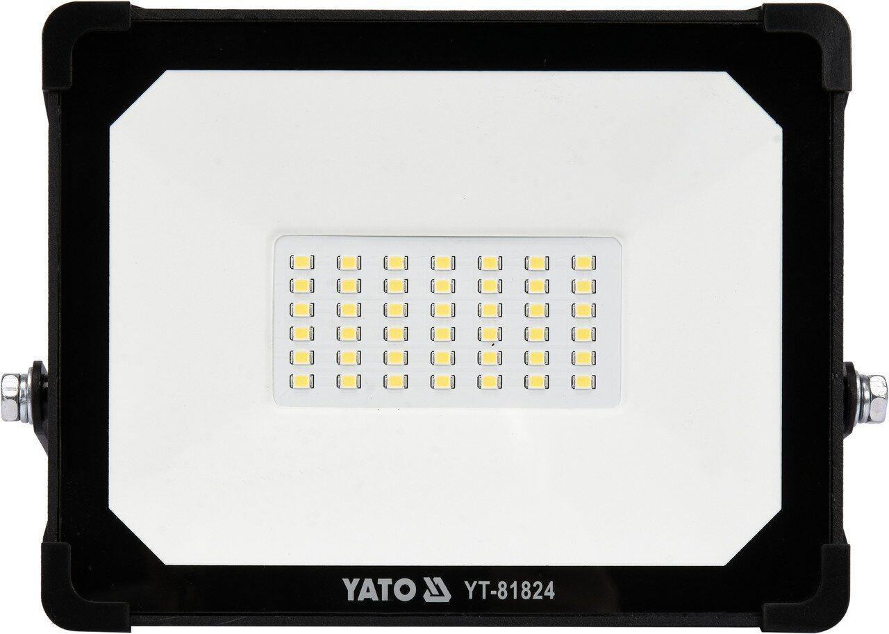 Точковий світильник LED 30 Вт YATO YT-81824